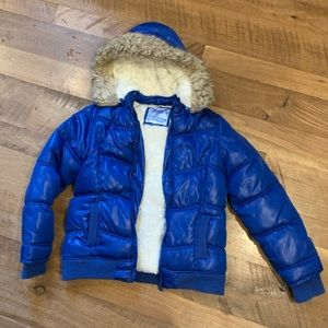 Girls Justice Puffy Coat!